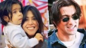 Ekta Kapoor teases son Ravie in new pic: Looking like Radhe from Tere Naam
