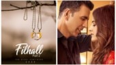 Filhall 2.0: Akshay Kumar announces second part of B Praak's music video with Nupur Sanon