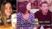 Emma from Friends responds to uncle Chandler's 2020 joke: Just woke up from the best nap of all time