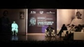 Mahatma Gandhi brought to life with 3D hologram for unique panel discussion on 'Gandhian' education
