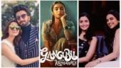 Gangubai Kathiawadi: Ranveer Singh and Deepika Padukone react to Alia Bhatt's Mafia Queen look