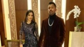 Hardik Pandya makes his relationship with Natasa Stankovic official on New Year's eve