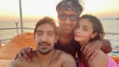 Alia Bhatt finally shares a selfie with Ranbir Kapoor from their New Year vacay