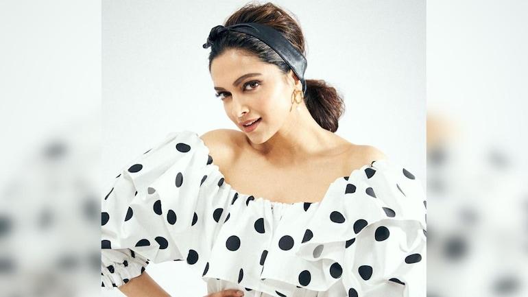 Deepika Padukone brings retro fashion back in polka dot dress worth Rs 72k  - Lifestyle News