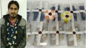 Delhi: Interstate arms trafficker arrested, 20 illegal pistols, 50 live cartridges recovered