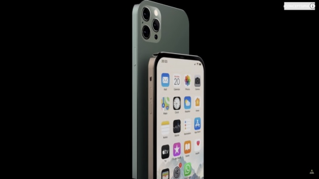 Iphone 12 Pro Will 2020 Iphone Look Like This With No