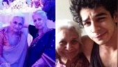 Shahid Kapoor's grandmother passes away. Ishaan Khatter writes long post grieving the loss
