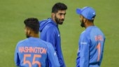 Jasprit Bumrah rattles stumps as he returns to training ahead of Sri Lanka T20Is