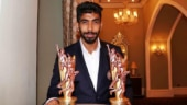 Jasprit Bumrah 'grateful and honoured' after bagging top honours at BCCI Awards