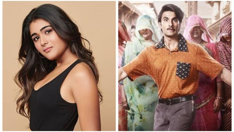 Arjun Reddy actress Shalini Pandey on Jayeshbhai Jordaar with Ranveer: Have  to give my 200 per cent - Movies News