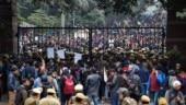 JNU violence: HRD Ministry meets university officials, V-C stays away