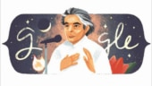 Google Doodle pays tribute to famous poet and songwriter Kaifi Azmi on 101st birthday