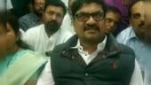 Miffed Congress MLA Kailash Gorantyal quits as trouble for Maharashtra coalition grows