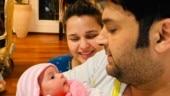 Kapil Sharma shares first pics of daughter: Meet Anayra Sharma