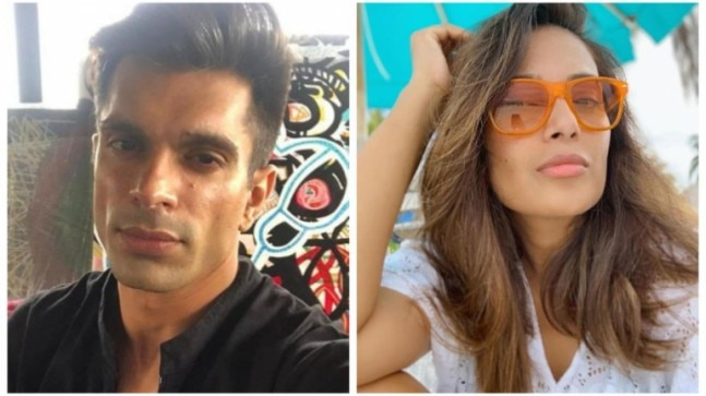 Karan Singh Grover Shares A Selfie With His Forever ... |Karan Singh Grover And His New Wife