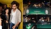 Kartik Aaryan gifts mom swanky convertible car on birthday. See pics