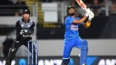 2nd T20I: Rattled New Zealand seek series parity against confident India at Eden Park