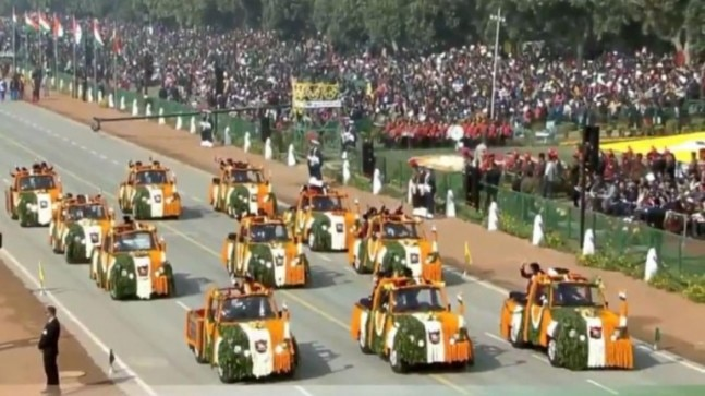 Standing ovation to 49 little heroes on Republic Day