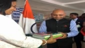 Indian embassy hands over 1 lakh textbooks to Madagascar