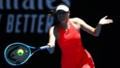 I just don't know: Maria Sharapova unsure of future after 1st-round loss at Australian Open