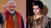 Narendra Modi still best PM ever, Indira Gandhi 2nd: MOTN survey