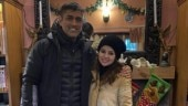 Sweetie of the day: Wife Sakshi posts adorable video of 'blushing' husband MS Dhoni