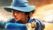 Shabaash Mithu first look poster out: Taapsee Pannu steps into the shoes of Mithali Raj