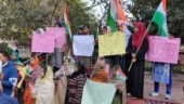 Agra Martyrs memorial turns into Shaheen Bagh: Women hold anti-CAA protest