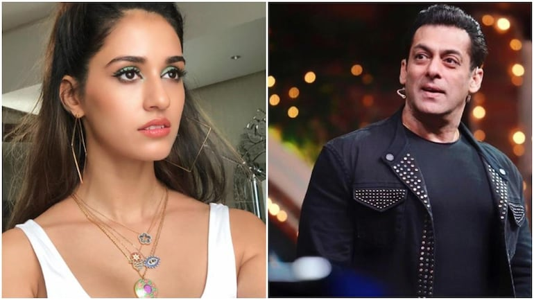 Disha Patani on working with Salman Khan in Radhe: I am still intimidated -  Movies News