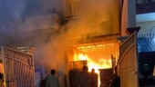 Huge fire breaks out at paper factory in Delhi's Patparganj, 1 dead, 30 fire engines at spot