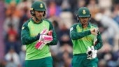 Faf du Plessis dropped, Quinton de Kock named South Africa captain for ODIs vs England