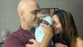 Raghu Ram and wife Natalie share first picture of son Rhythm