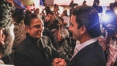 Ranveer Singh shares pic with Kamal Haasan. Two legends together, says Internet