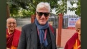 Richard Gere in Bodh Gaya for Dalai Lama's Kalachakra
