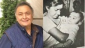 Rishi Kapoor shares childhood pic with Lata Mangeshkar: This picture is precious to me