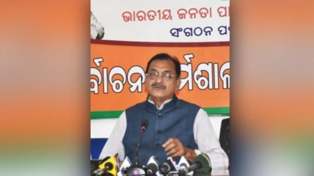 Samir Mohanty elected Odisha BJP president