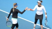 Australian Open 2020: Sania Mirza retires from women's doubles 1st-round match with calf injury