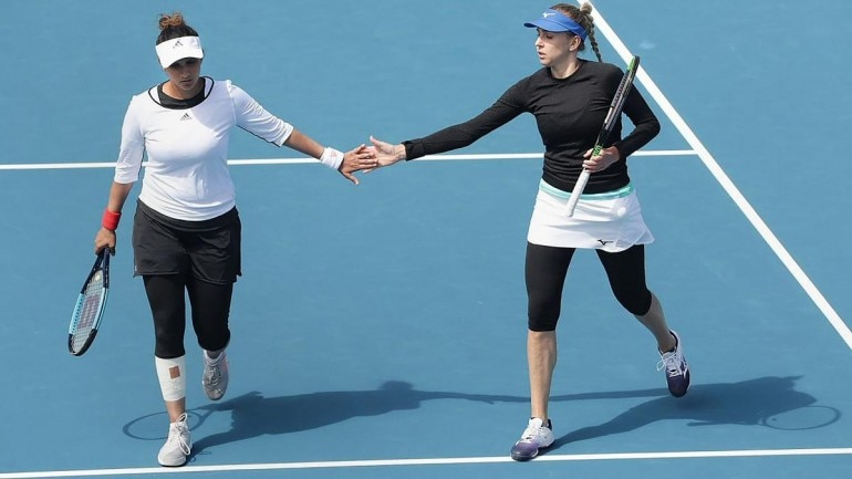 Sania Mirza headed into Australian Open on the back of a title win at Hobart (PTI Photo)
