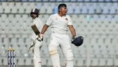 Ranji Trophy: Sarfaraz Khan joins Rohit Sharma, Sanjay Manjrekar in elite list after 301 not out
