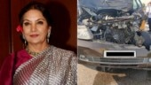 Shabana Azmi in hospital after accident on Mumbai-Pune Expressway, PM Modi wishes her speedy recovery