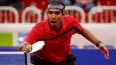 Indian men's TT team's Olympic qualification bid ends with loss to Czech Republic