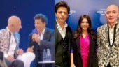 Shah Rukh Khan gives Bollywood lessons to Jeff Bezos: Don ko pakadna mushkil hi nahi, impossible hai