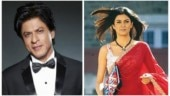 Student asks Shah Rukh Khan a Chemistry question, actor redirects it to Sushmita Sen