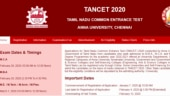 TANCET 2020: Registration date extended to February 4, steps to apply
