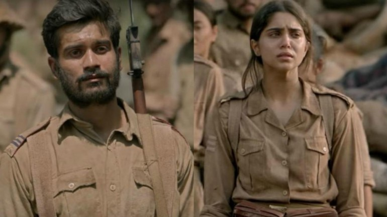 Sharvari-wagh-and-sunny-kaushal-in-the-forgotten-army