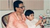 Aaditya Thackeray shares priceless pic with Bal Thackeray on his birth anniversary. Seen yet?