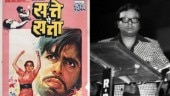 Tuesday Trivia: RD Burman used singer gargling as background score for Big B in Satte Pe Satta