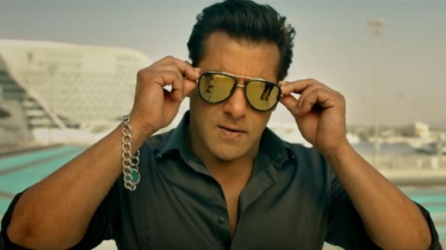 Wahiyat Wednesday: Race 3, a tribute to Salman Khan's wrinkles. In 3D