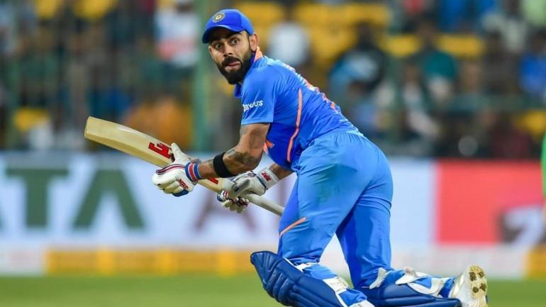 Virat Kohli now has the most runs by an India captain in T20I cricket (PTI Photo)