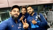 Virat Kohli posts photo from Auckland as Team India reaches New Zealand ahead of T20Is